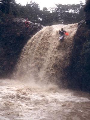 WaterfallWhakapapanui